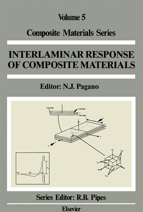Interlaminar Response Of Composite Materials Pagano N J (ePUB/PDF)
