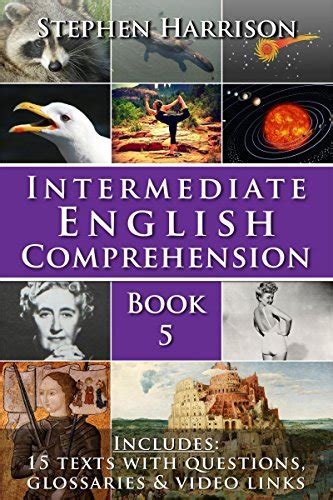Intermediate English Comprehension Book 4 With Audio English Edition