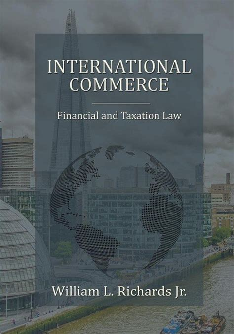 International Commerce Financial And Taxation Law