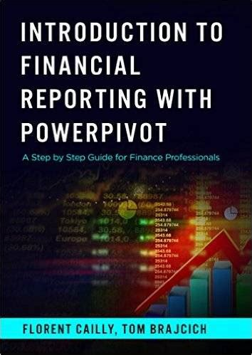Introduction To Financial Reporting With Powerpivot A Step By Step Guide For Finance Professionals English Edition