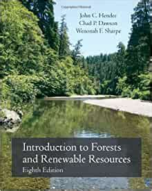 Introduction To Forests And Renewable Resources Eighth Edition