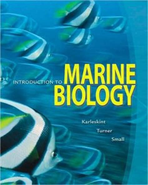 Introduction To Marine Biology English Edition