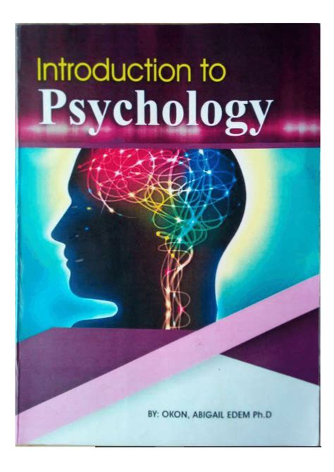 Introduction To Psychology Nine Subjects