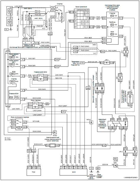 isuzu n series wiring diagram
