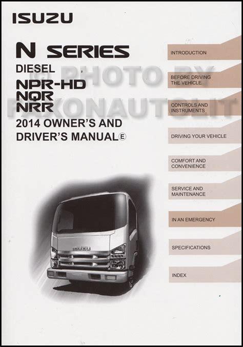 Isuzu Npr Owner Manual (ePUB/PDF) Free