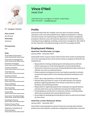 Ita Professional Cook 2 Sample Test (ePUB/PDF) Free