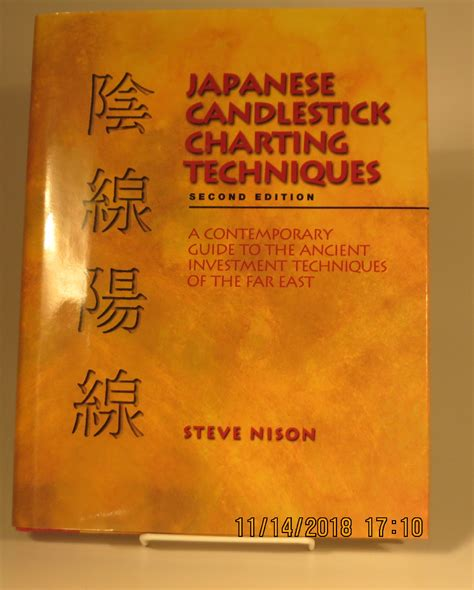 Japanese Candlestick Charting Techniques Second Edition