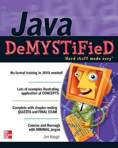Java Demystified Keogh Jim (ePUB/PDF)