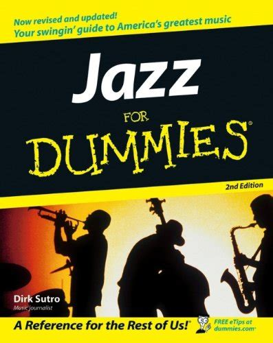 Jazz For Dummies 2nd Edition