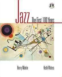 Jazz The First 100 Years With Audio Cd