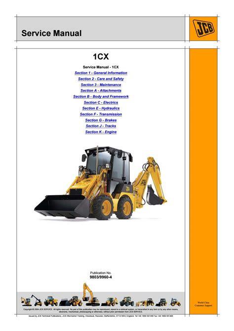 Outstanding Jcb 1Cx Manual Epub Pdf Wiring Digital Resources Sapredefiancerspsorg