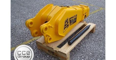 Jcb Hm Range Medium And Large Hydraulic Breakers Service