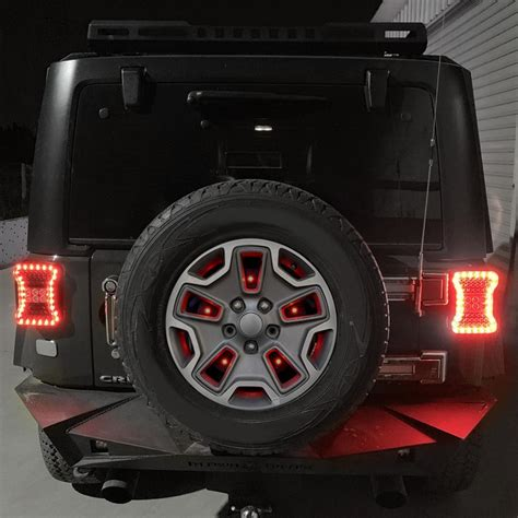 jeep wrangler jk brake light wiring diagram