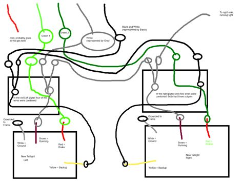 jeep cj tail light wiring diagram images jeep cj tail light wiring painless wiring cj7 tail light