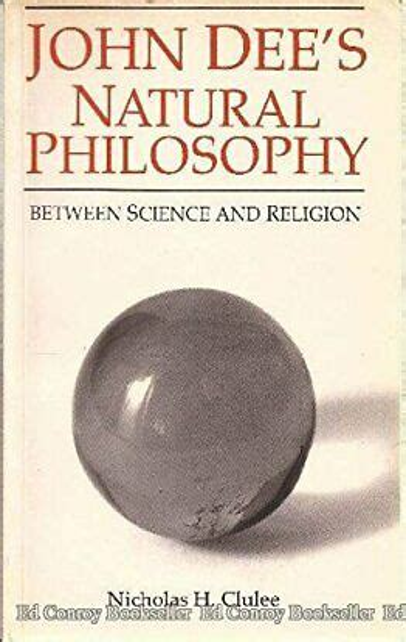 John Dee S Natural Philosophy Clulee Nicholas (ePUB/PDF)