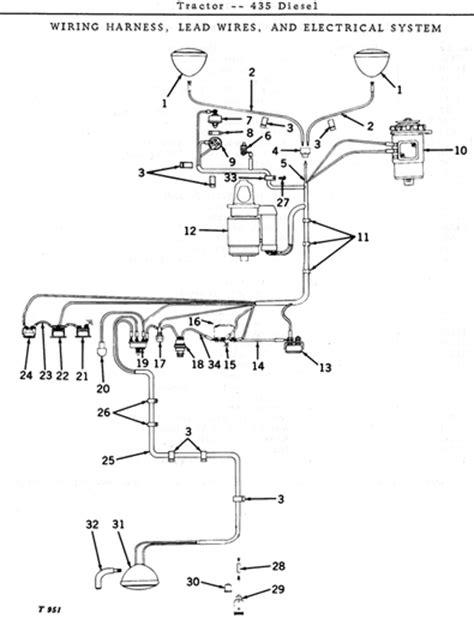 john deere 435 wiring diagram free picture