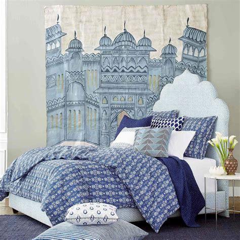 John Robshaw Fabrics Custom Treatments in any of fabrics