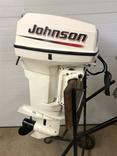 Johnson Evinrude 2 40hp Outboard Engines Full Service Repair ...