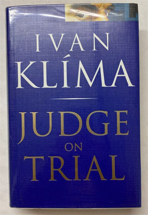 Judge On Trial Klima Ivan (ePUB/PDF)