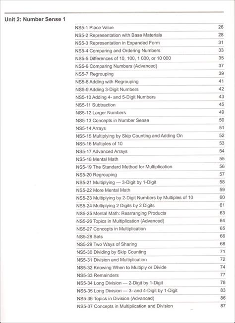 Jump At Home Grade 5 Worksheets For The Jump Math Program By