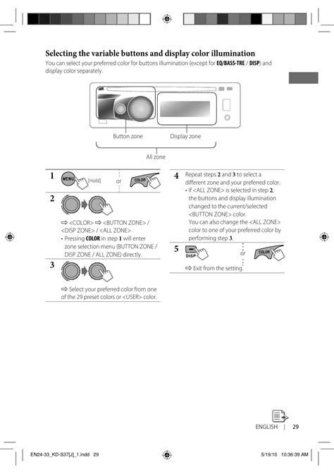 Jvc Kd S37 User Manual (ePUB/PDF) Free