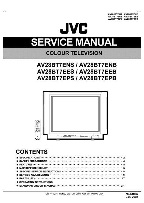 Astonishing Jvc Tv Manuals Free Epub Pdf Wiring 101 Mecadwellnesstrialsorg