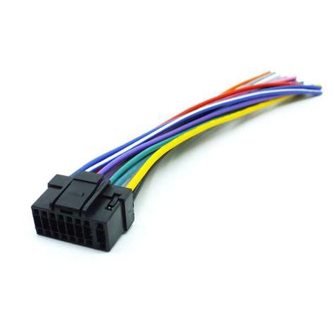 jvc wiring harness adapter 1997 dodge