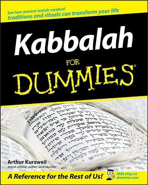 Kabbalah For Dummies (ePUB/PDF) Free