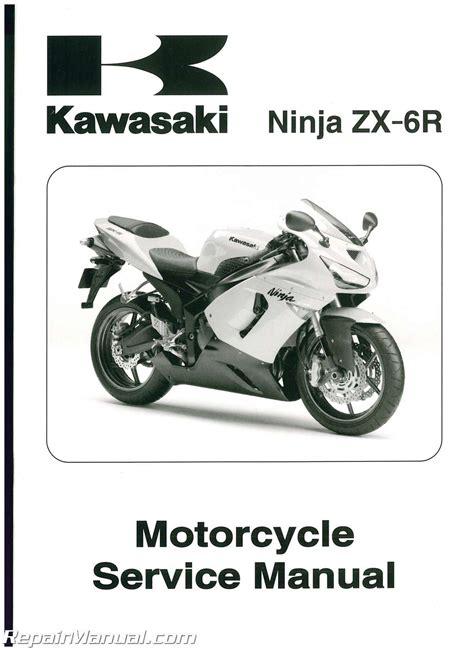 Kawasaki Zx6r Manual Epubpdf