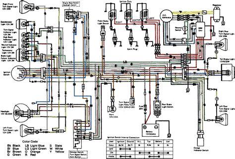 kawasaki ninja wiring diagram kawasaki image kawasaki motorcycle wiring diagrams images on kawasaki ninja 300 wiring diagram