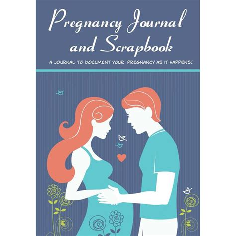 Keepsake Pregnancy Journal Pregnancy Log Book