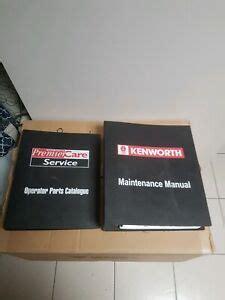 Kenworth Truck Manuals (ePUB/PDF)