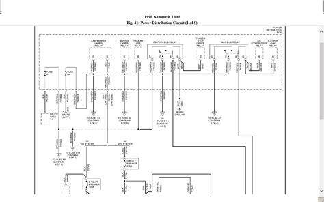 kenworth w ac wiring diagrams images kenworth wiring diagrams thedieselgarage