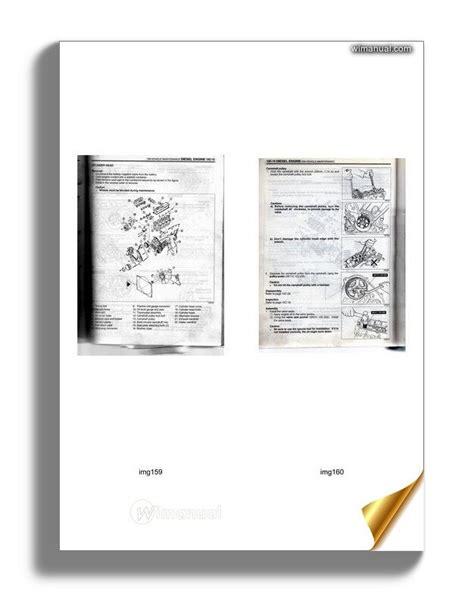 Kia Besta Engine Repair Manual (ePUB/PDF)