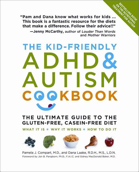 KidFriendly ADHD And Autism Cookbook
