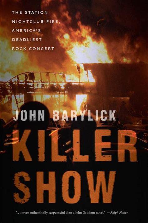 Killer Show Barylick John (ePUB/PDF)