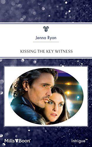 Kissing The Key Witness Ryan Jenna (ePUB/PDF)