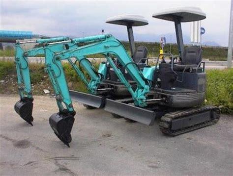 Kobelco Sk15sr Sk20sr Mini Excavator Service Repair Workshop ...