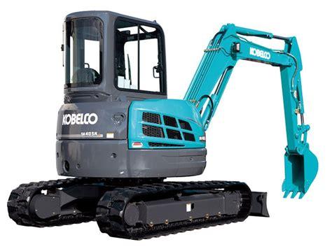 Kobelco Sk40sr 2 Sk45sr 2 Mini Hydraulic Excavator Workshop ...