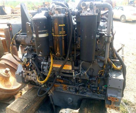 Komatsu 102 Series Diesel Engine Workshop Manual (Free ePUB/PDF)