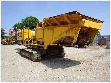 Komatsu Bz210 1 Galeo Mobile Soil Recycler Operation Maintenance ...