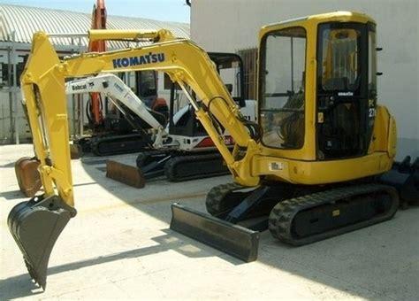 Komatsu Pc27r 8 Deluxe Hydraulic Excavator Workshop Service Repair ...