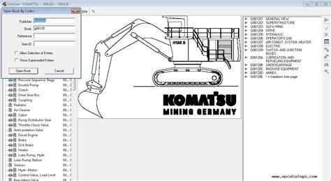 Komatsu Wr63 Parts Manual (ePUB/PDF) Free