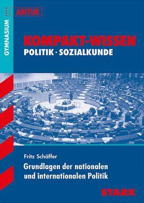 Kompakt Wissen Gymnasium Grundlagen Der Nationalen Internationalen ...