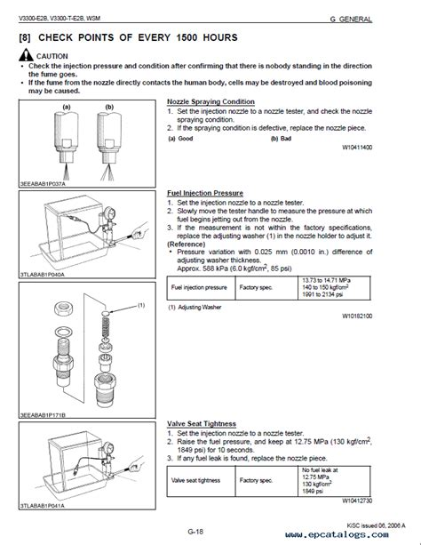 Kubota V3300 Manual (ePUB/PDF) Free