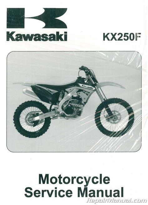 Kx250f Service Manual Repair 2011 Kx 250f (ePUB/PDF) Free