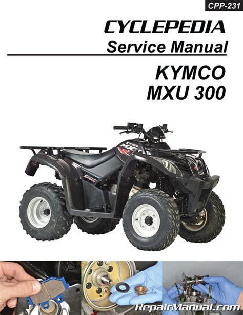 Kymco 300 Service Manual (ePUB/PDF)