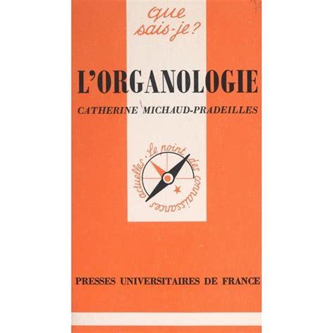 L Organologie (ePUB/PDF) Free