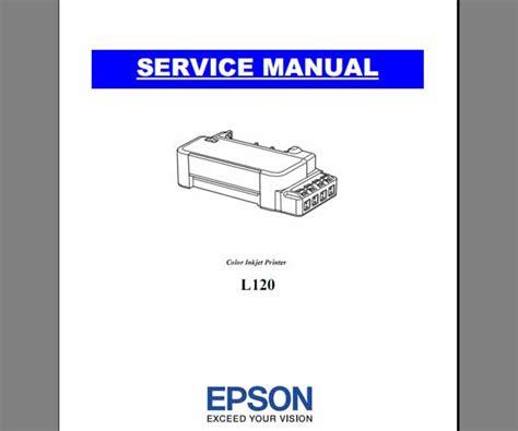 L120 Service Manual (ePUB/PDF)