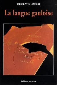 La Langue Gauloise (ePUB/PDF) Free